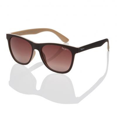 8616ec73f8 Sunglasses Pepe Jeans Allison PJ 7269 C2 Women Brown Square Gradient