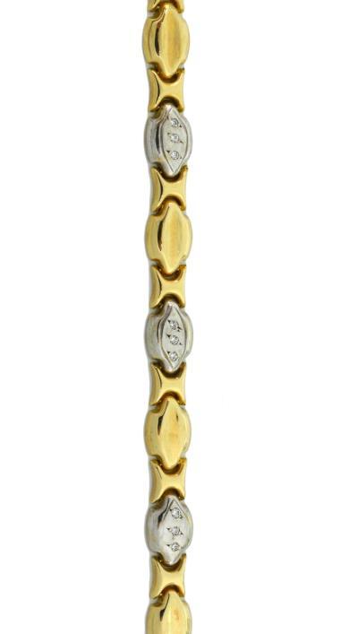 Βραχιόλι σπαστή χειροπέδα χρυσό 14 καράτια 0ef52b66ab5
