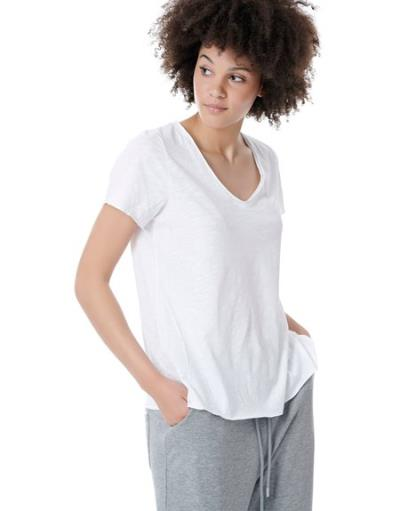5e7cdb7b6400 Bodytalk Γυναικείο κοντομάνικο t-shirt BDTK