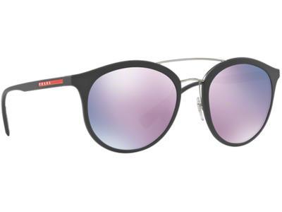 ad49e9d314 Γυαλιά ηλίου Prada Sport SPS 04RS TFΖ 5Τ0 Ματ Γκρι Ασημί Μωβ Καθρέφτης  (TFΖ 5Τ0)