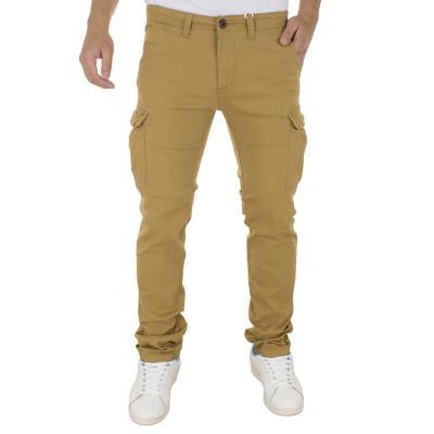 483f77244bb8 Ανδρικό Cargo Παντελόνι DOUBLE Pants CCP-5 Beige