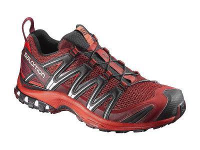 08ba059d66f Ορειβατικά παπούτσια ανδρικά Salomon Xa Pro 3D Red Dalhia 398504 Κόκκινο  Salomon