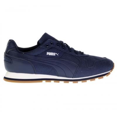 75a4568d06d Γυναικεία sneakers Puma ST Runner CV (peacoat/silver/white/gum)