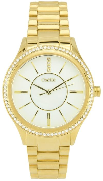 OXETTE Gold Stainless Steel Bracelet 11X05-00481 9ecfee04f51