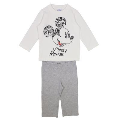 1b973fdfe76 Πυτζάμα Disney Mickey Mouse (Αγόρι 4-12 ετών) 00190258 ΕΚΡΟΥ