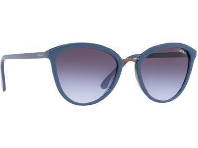 e00d390625 Γυαλιά ηλίου Vogue VO 5270S 2700 4Q Μπλε Ημιδιάφανο Μπλε Ανοιχτό Βιολετί  Σκούρο