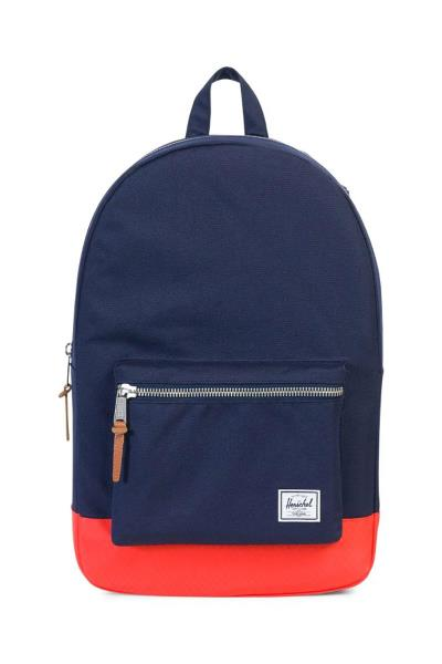 cd0652a4607 Settlement backpack peacoat/hot coral - 10005-01468-os