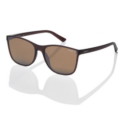 c7fda2331b Sunglasses Pepe Jeans Hal PJ 7273 C1 Unisex Brown Square