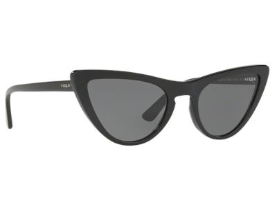 677b0a5e6a Γυαλιά ηλίου Vogue VO 5211S W44 87 By Gigi Hadid Μαύρο Γκρι (W44 87)  Πολυκαρβονι