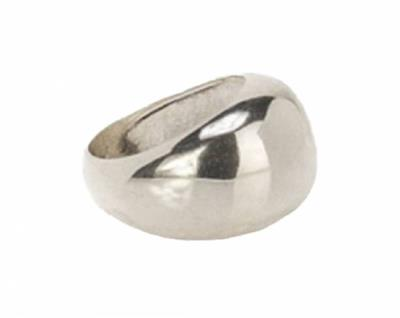 3rd Floor - Χειροποίητο δαχτυλίδι Melrose - 108-41-23A Ορείχαλκος  Επαργυρωμένο - 4f7d2e6267e