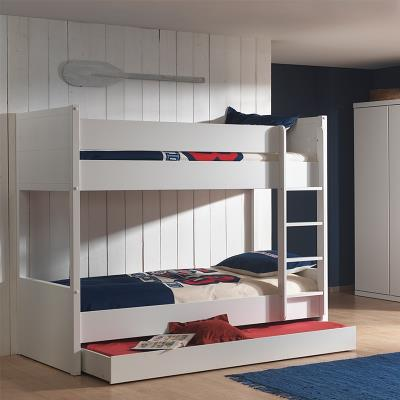 33688dc244c Παιδική κουκέτα ξύλινη Κ4 με συρόμενο κρεβάτι