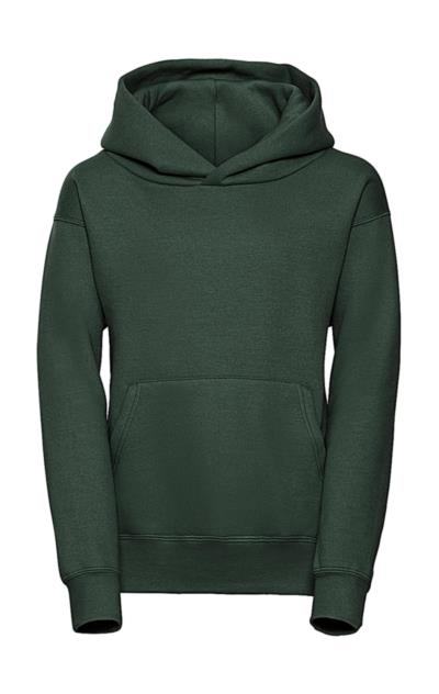 dc5eaa9bf5b9 Παιδικό Hooded Sweatshirt Russell R-575B-0 - Bottle Green