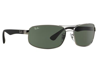 642c7e9ab8 Γυαλιά ηλίου Ray-Ban RB 3445 004 Ασημί Ματ Μαύρο Γκρι Πράσινος (004)