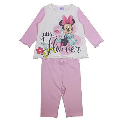 cf0fa5ea62e Πυτζάμα Disney Minnie Mouse (Κορίτσι 4-12 ετών) 00190261 ΕΚΡΟΥ