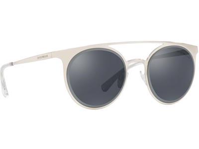 Γυαλιά ηλίου Emporio Armani EA 2068 3015 6G Ασημί Ασημί Καθρέφτης (3015 6G)  Πολυ fb62639cea9
