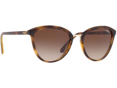 f27d5f81ea Γυαλιά ηλίου Vogue VO 5270S W656 13 Σκούρα Καφέ Ταρταρούγα Καφέ Ντεγκραντέ  (W656