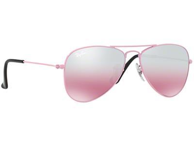 9b2562ab0f Γυαλιά ηλίου Ray-Ban Junior RJ 9506S 211 7E Ροζ Ροζ Καθρέφτης (211 7Ε)