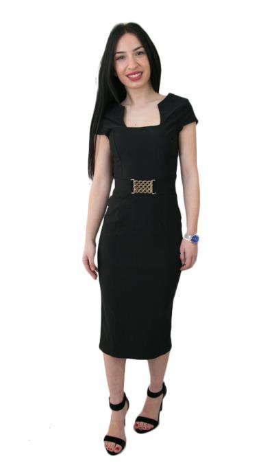 af024ce5c953 Φόρεμα   Κοντομάνικο   Pyramide
