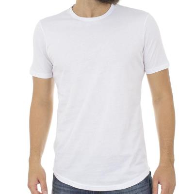 Ανδρικό Κοντομάνικη Μπλούζα T-Shirt FREE WAVE 81133 Λευκό 65d749e3ea9