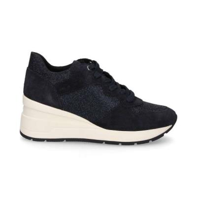 27c21273887 Geox D Zosma C D828LC C4002 Navy Γυναικεία Sneakers Geox D828LC C4002