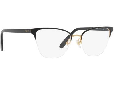 b41426e67d Γυαλιά οράσεως Vogue VO 4120 352 Μαύρο Χρυσό (352)