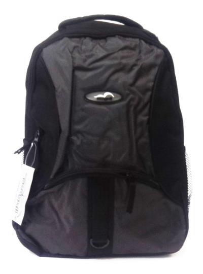 94f1bf79a2 Τσάντα πλάτης Seagull μαύρη με γκρι 45 χ 34 χ 23 cm