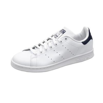 Adidas Stan Smith Core White New Navy 782f9ae3599