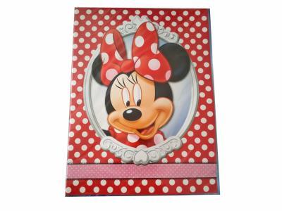 68be3892c71 Disney Ευχετήρια Παιδική Κάρτα Γενεθλίων 23x30.5cm με θέμα Minnie Mouse,  53419 -