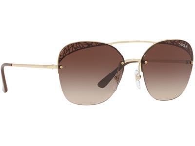 98ca6b637e Γυαλιά ηλίου Vogue VO 4104S 848 13 Ανοιχτό Χρυσό Καφέ Ντεγκραντέ (848 13)  Πολυκα