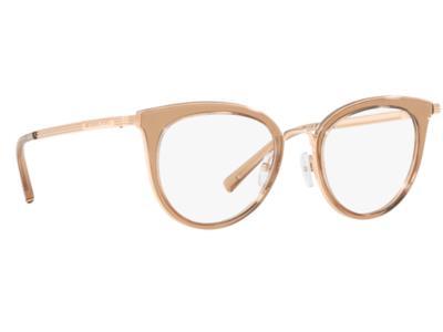 Γυαλιά οράσεως Michael Kors Aruba MK 3026 3501 Ροζ Χρυσό (3501) 0fde5be84a8
