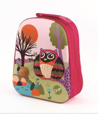 8db22e1f90e Τσάντα πλάτης Oops Happy Backpack Forest 30004-10