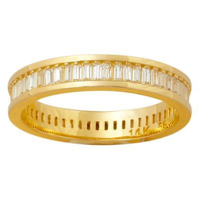 Χρυσό Ολόβερο δαχτυλίδι σειρέ Κ14 274b38f1564