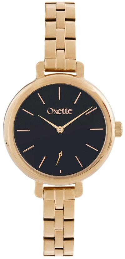 OXETTE Grace Rose Gold Stainless Steel Bracelet 11x05-00527 18eb1997451