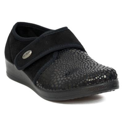 5099ba0d560 Ανατομικά Παπούτσια Casual Γυναικεία FLY FLOT N3886 CW BLACK