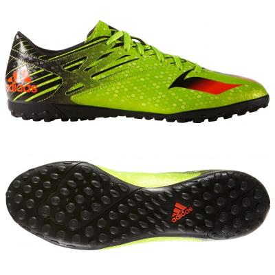 4580210fd2d Παιδικά ποδοσφαιρικά παπούτσια Adidas Messi 15.4 TF J (sesol/solred/cblack)
