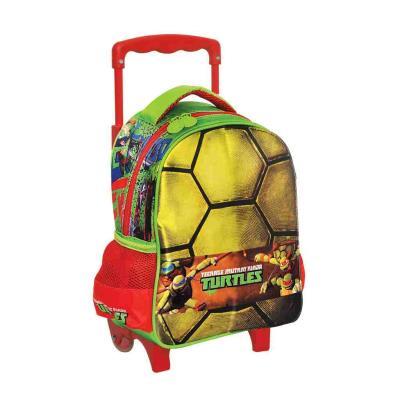 4e8797f919 Τσάντα Τρόλεϊ Νηπιαγωγείου Ninja Power Turtle GIM 334-08072