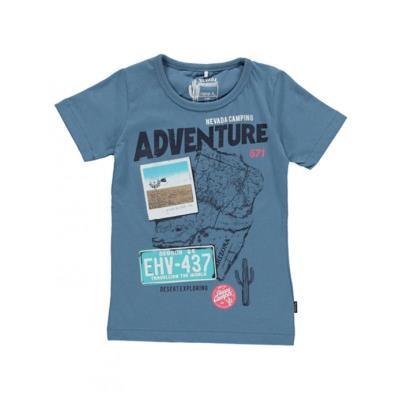 15de05bcd06 NAME IT κοντομάνικο παιδικό μπλουζάκι για αγόρι-μπλε (4-12χρ) 13132792