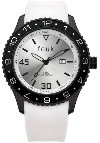 Γυναικείο αναλογικό ρολόι French Connection FCUK FC1094BW Λευκό French  Connectio 841f46cf012