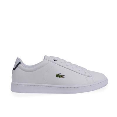 Lacoste Carnaby Evo BL 1SUJ 37-33SPJ1003042 Λευκά Γυναικεία Sneakers Lacoste  37- f4976660959