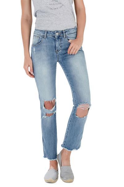 b8fdf9894ca7 LTB Harmony jean παντελόνι με σκισίματα - ltb-51065