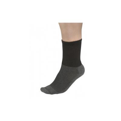Uriel Κάλτσες Διαβητικών   Αντισηπτικές σε Μαύρο και Γκρι χρώμα 390 - ΜΑΥΡΟ f9671b7187d