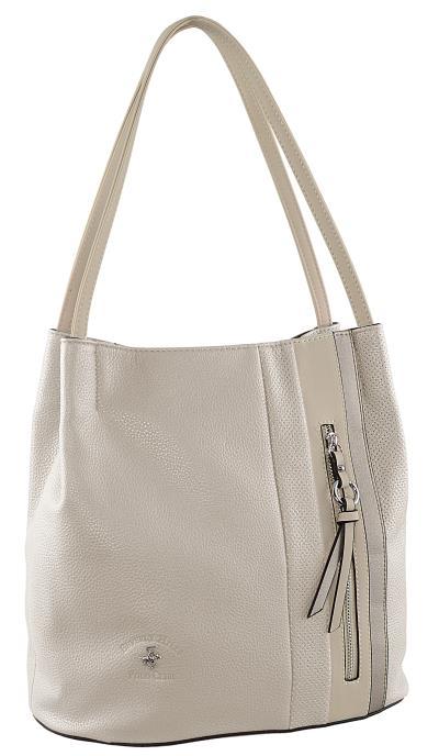 c7f65f2b94e Γυναικεία τσάντα ώμου Beverly Hills Polo Club BH-1220-Beige -  BH-1220/BH-1220-Be