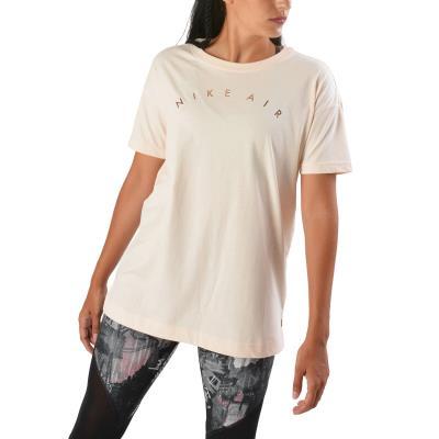 e1b650b5021 Nike Sportswear Air Top AQ9967-838 - BEIGE/GOLD