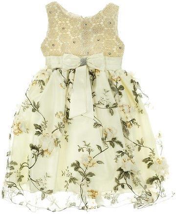b14d93d3d2f Butterfly Wings παιδικό αμπιγιέ φόρεμα «Elegance»