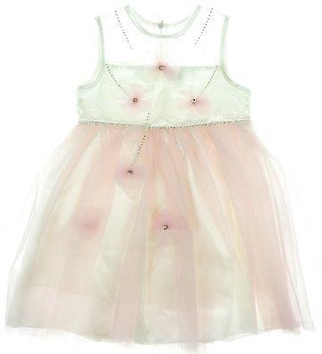 8027d4fdc29 Bestido παιδικό αμπιγιέ φόρεμα «Pink Tulle»