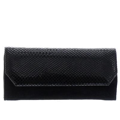 Fratelli Petridi - Γυναικεία αμπιγιέ τσάντα - ΜΑΥΡΟ - 5991 ΓΥΝ.ΤΣΑΝΤΑ e2e8c968fc2