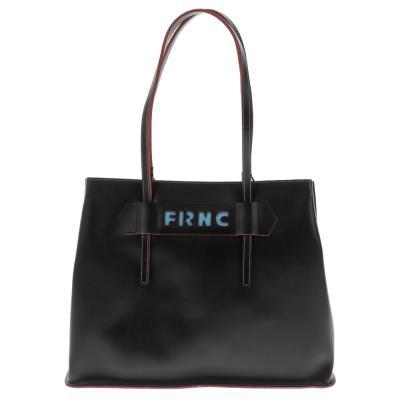 Τσάντα Χειρός FRNC 1061 BLACK 3ee94c941a1