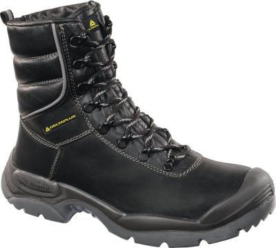 4896fe76fcf Μποτάκια Εργασίας Αδιάβροχα CADEROUSSE S3 SRC Delta Plus Μαύρο