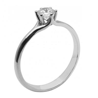 Χρυσό μονόπετρο δαχτυλίδι με ζιργκόν 14καρατίων 394KLAV22 a34e4aa610e