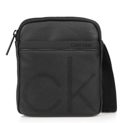 dccfb6aed4 Τσαντάκι Χιαστί Calvin Klein Ck Point Mini Flatc K50K503875